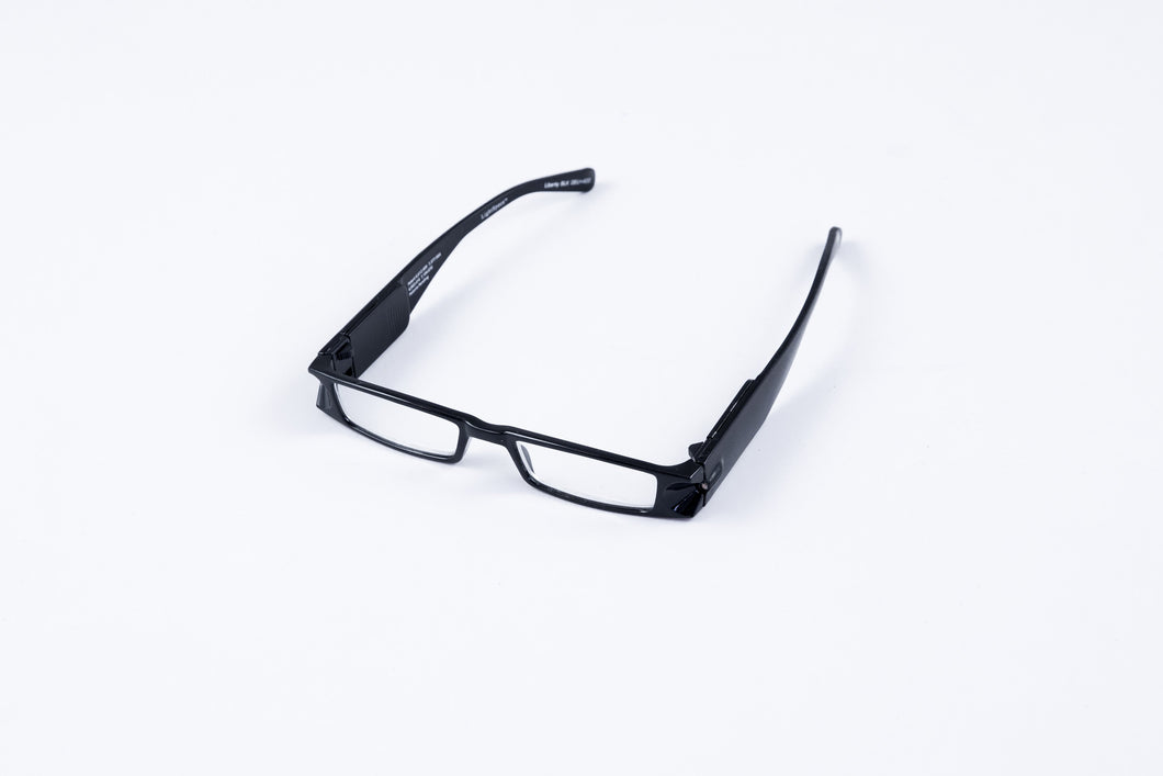 schenbach Illuminated Reading Glasses 5 diopters