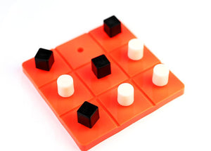 Tactile Tic-Tac-Toe Game