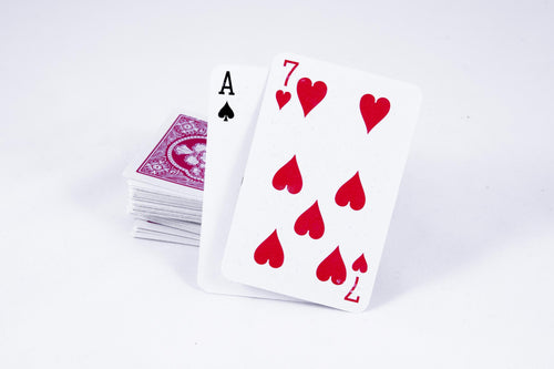 Braille Playing Cards - Cardboard