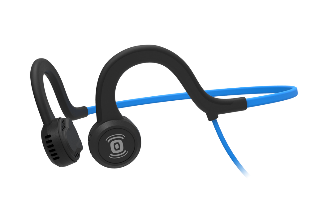 Sportz Titanium Blue Headphones