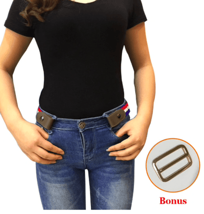 Buckle-Free Adjust-a-Magic™ Belt