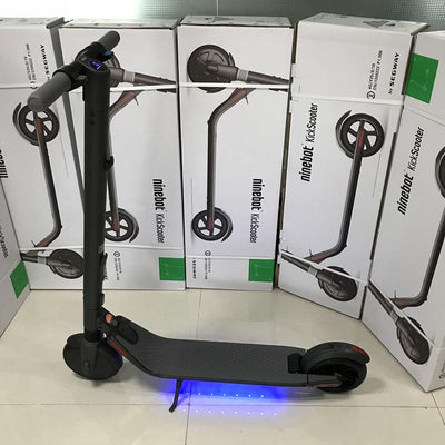 Ninebot KickScooter ES2 Smart Electric Foldable Scooter