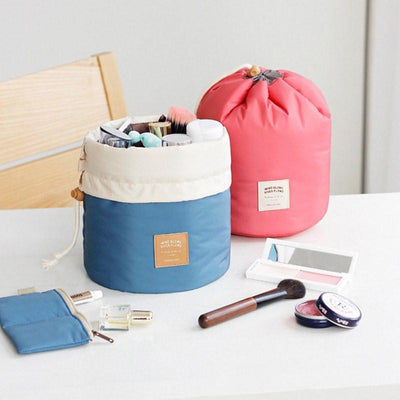 The Barrel-Cosmetic Travel Bag