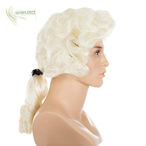 ROCOCO MAN | Synthetic wig by ILONA HAIR Party Wigs - Ilona Hair - Enjoy The Difference
