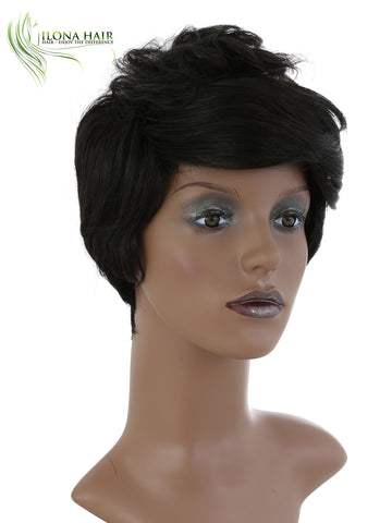 Blake | Synthetic Wig (Basic Cap) | 6 Colors WIGS - Ilona Hair - Enjoy The Difference