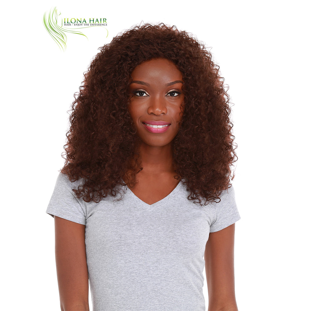 Bonny | Synthetic Wig (Basic Cap) | 6 Colors WIGS - Ilona Hair - Enjoy The Difference