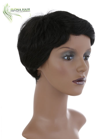 Brandy | Synthetic Heat Friendly Wig (Basic Cap) | 5 Colors WIGS - Ilona Hair - Enjoy The Difference