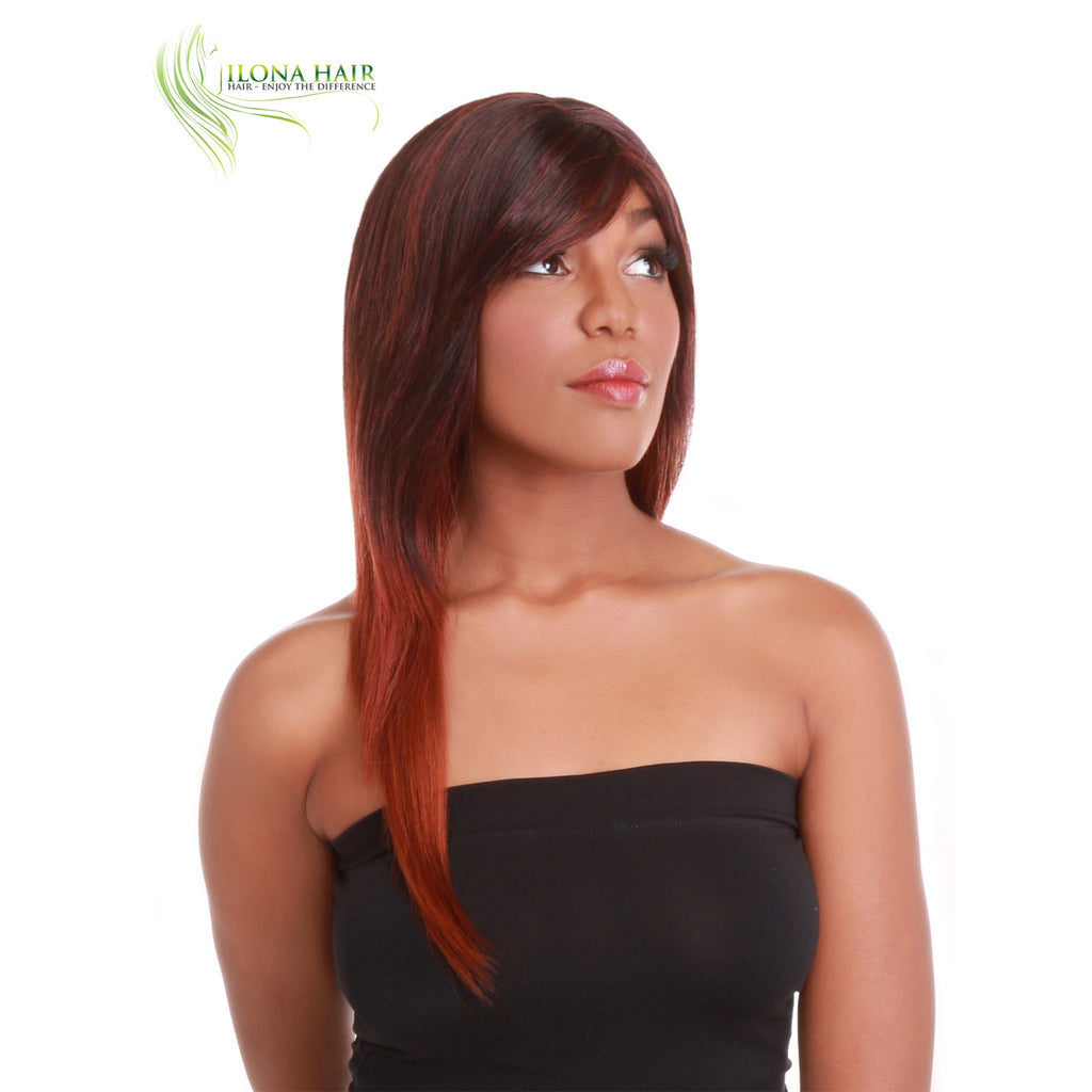 Brook | Synthetic Wig (Basic Cap) | 3 Colors WIGS - Ilona Hair - Enjoy The Difference