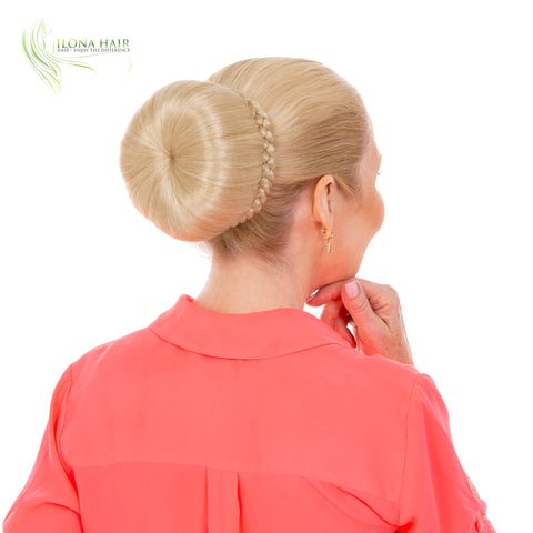 Cadena | Synthetic Hair Bun | 9 Colors HAIRPIECES - Ilona Hair - Enjoy The Difference
