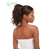 Califa | Synthetic Ponytail (Drawstring) | 10 Colors PONYTAILS - Ilona Hair - Enjoy The Difference