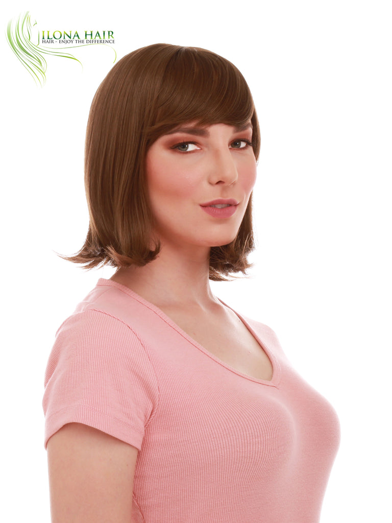 Sydney | Synthetic Heat Friendly Wig (Monofilament) | 4 Colors WIGS - Ilona Hair - Enjoy The Difference