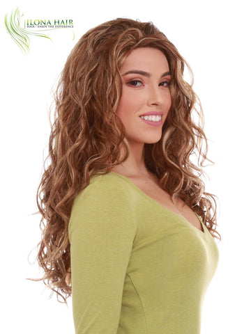 Layma | Synthetic Wig (Lace Front) | 5 Colors WIGS - Ilona Hair - Enjoy The Difference
