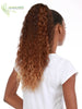 Carma | Synthetic Heat Friendly Ponytail (Drawstring) | 10 Colors PONYTAILS - Ilona Hair - Enjoy The Difference