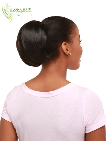 Cadis | Synthetic Ponytail (Drawstring) | 20 Colors PONYTAILS - Ilona Hair - Enjoy The Difference