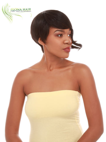 Sunnyside | Synthetic Heat Friendly Wig (Basic Cap) | 2 Colors WIGS - Ilona Hair - Enjoy The Difference