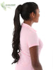 Charliz | Synthetic Heat Friendly Ponytail (Wrap Around) | 18 Colors PONYTAILS - Ilona Hair - Enjoy The Difference