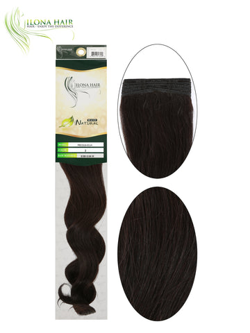 Precious | Human Hair Blend Extensions (Non Clip-In) | 4 Colors EXTENSIONS - Ilona Hair - Enjoy The Difference