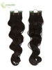 Paige | Synthetic Heat Friendly Extensions (Non Clip-In) | 3 Colors EXTENSIONS - Ilona Hair - Enjoy The Difference