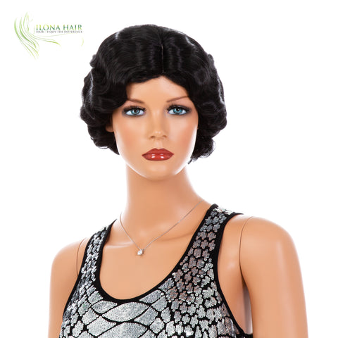 Gatsby | Synthetic Hair Wig By Ilona Hair COSTUMES - Ilona Hair - Enjoy The Difference