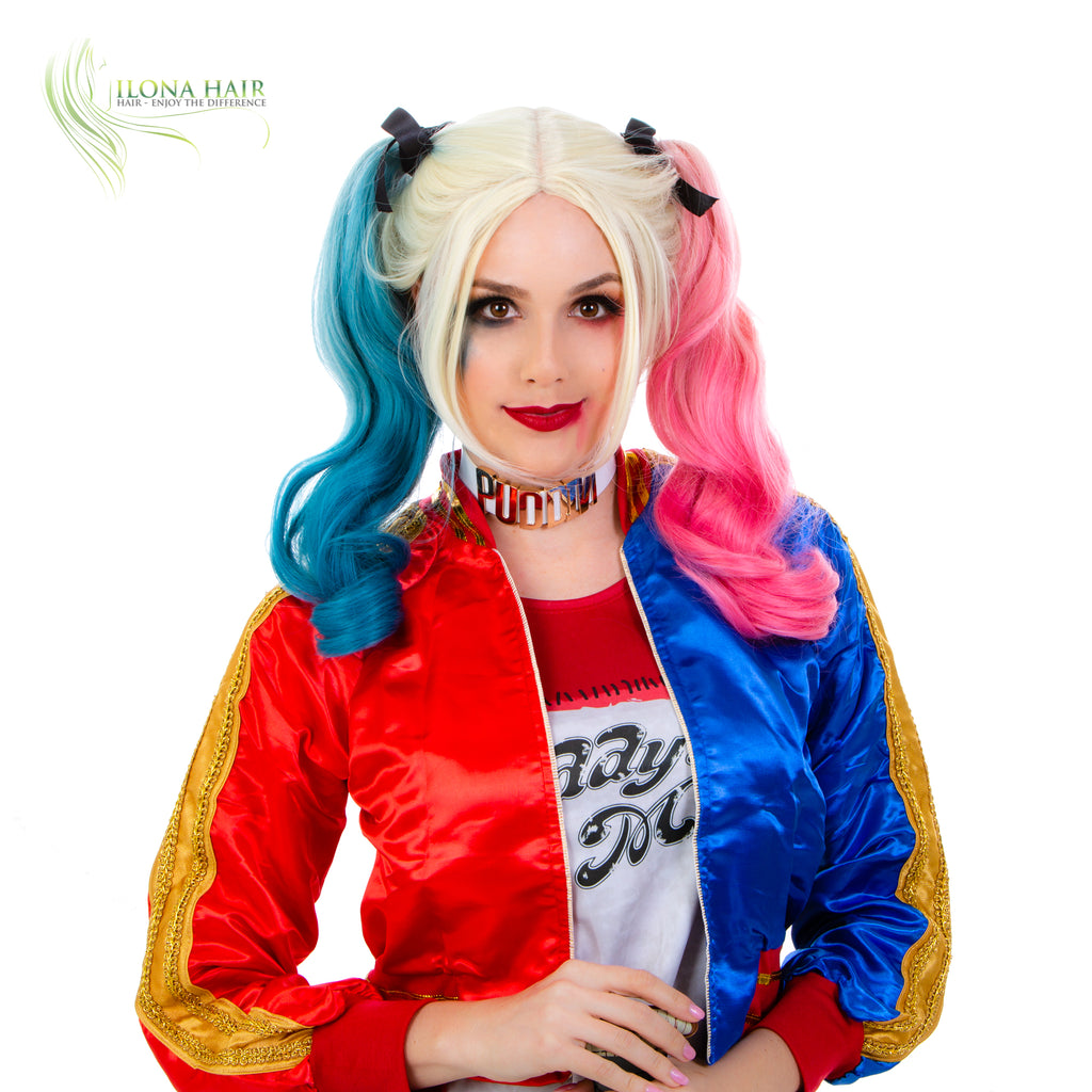 Harley | Synthetic Hair Wig By Ilona Hair COSTUMES - Ilona Hair - Enjoy The Difference