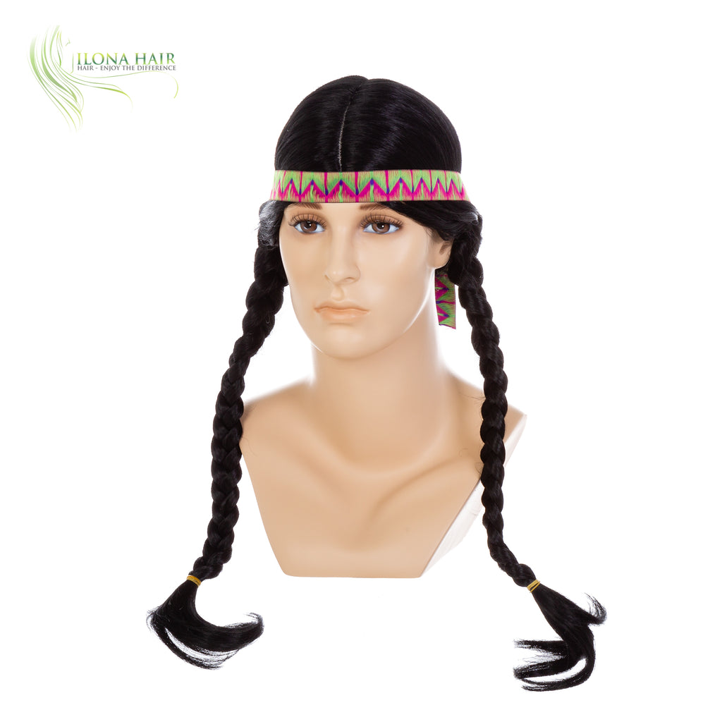 Indian Man | Synthetic wig by ILONA HAIR Party Wigs - Ilona Hair - Enjoy The Difference