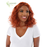 Lauren | Synthetic Heat Friendly Wig (Lace Front) | 9 Colors