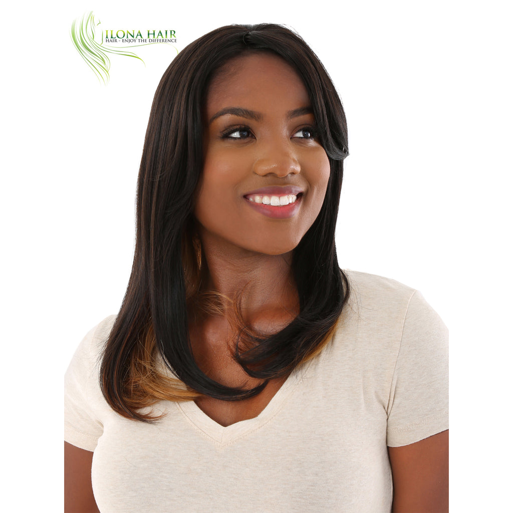 Libia | Synthetic Heat Friendly Wig (Lace Front) | 3 Colors
