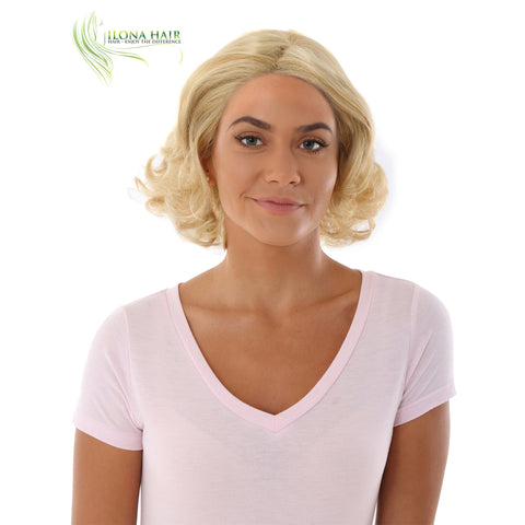 Lilian | Synthetic Wig (Lace Front) | 5 Colors WIGS - Ilona Hair - Enjoy The Difference