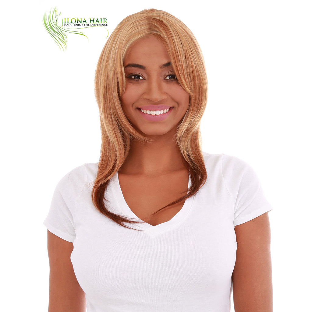 Lois | Synthetic Heat Friendly Wig (Lace Front) | 5 Colors WIGS - Ilona Hair - Enjoy The Difference