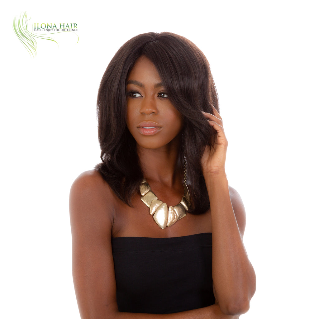 Lori | Human Hair Wig (Lace Front) By Ilona Hair WIGS - Ilona Hair - Enjoy The Difference