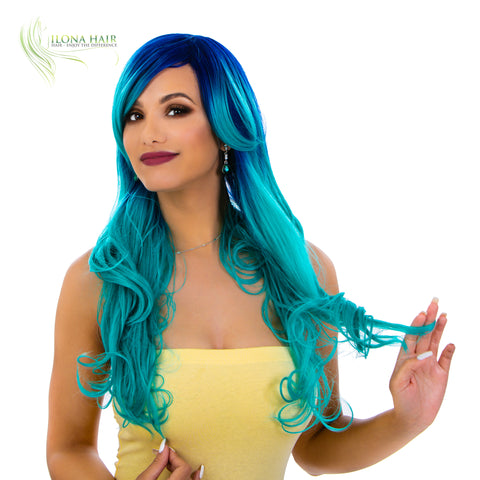 Magic Fairy | Synthetic Hair Wig | By ILONA HAIR