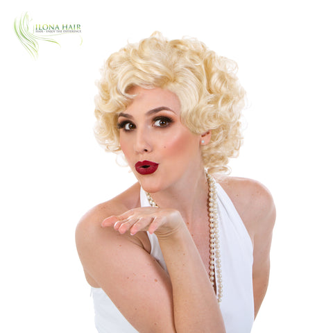 Marilyn | Synthetic Hair Wig (Basic cap)