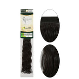 Pania | Synthetic Heat Friendly Extensions 4 Pcs (Non Clip-In) | 4 Colors