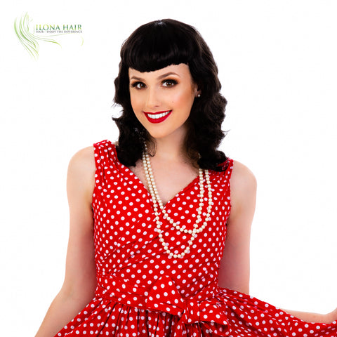 Pin Up | Synthetic Hair Wig By Ilona Hair COSTUMES - Ilona Hair - Enjoy The Difference
