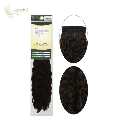 Promise | Human Hair Blend Extensions (Non Clip-In) | 6 Colors EXTENSIONS - Ilona Hair - Enjoy The Difference
