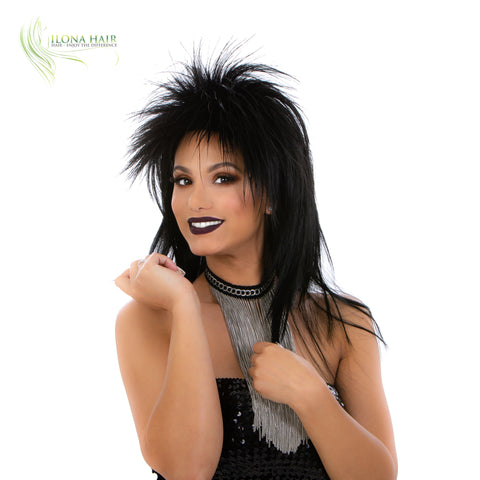 ROCK STAR MEDIUM | Synthetic Hair Wig BY ILONA HAIR
