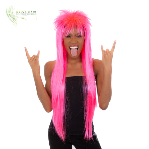 ROCK STAR LONG| Synthetic Hair Wig | 12 Colors