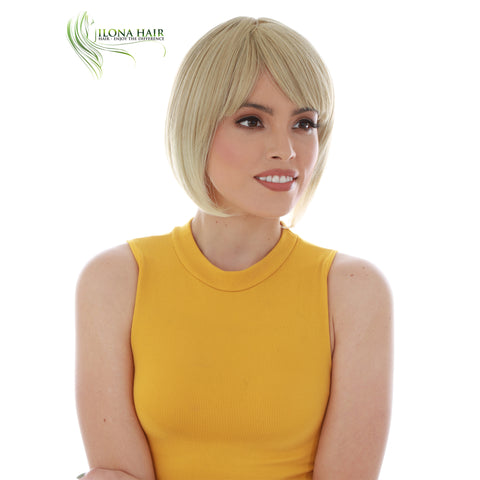 Saige | Synthetic Heat Friendly Wig (Basic Cap) | 5 Colors WIGS - Ilona Hair - Enjoy The Difference