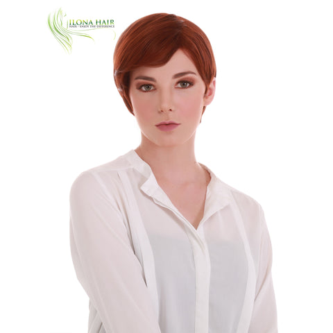 Saphira | Synthetic Heat Friendly Wig (Basic Cap) | 11 Colors WIGS - Ilona Hair - Enjoy The Difference
