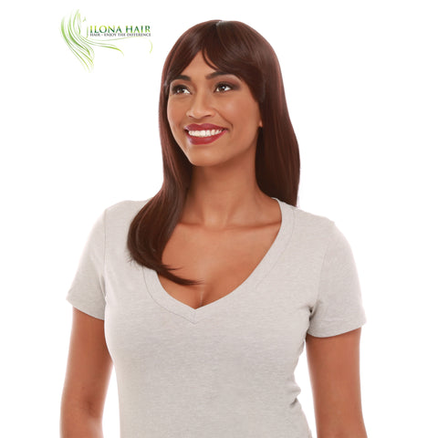 Sei | Synthetic Heat Friendly Wig (Basic Cap) | 5 Colors