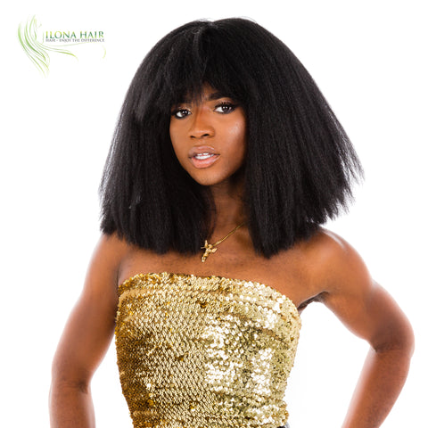 URBAN WITCH | Synthetic Hair Wig By ILONA HAIR Party Wigs - Ilona Hair - Enjoy The Difference