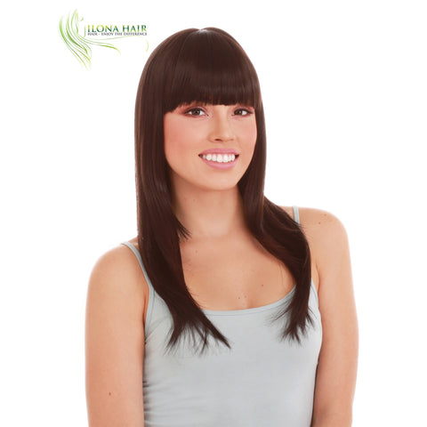Shandu | Synthetic Heat Friendly Wig (Basic Cap) | 6 Colors WIGS - Ilona Hair - Enjoy The Difference