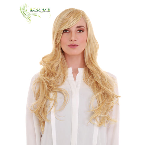 Sirena | Synthetic Heat Friendly Wig (Basic Cap) | 6 Colors