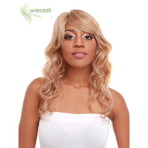 Slindy | Synthetic Heat Friendly Wig (Basic Cap) | 5 Colors WIGS - Ilona Hair - Enjoy The Difference