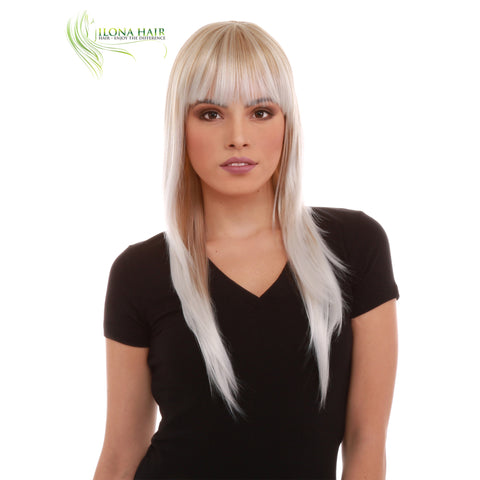 Stella 2 +20 | Synthetic Heat Friendly Wig (Basic Cap) | 4 Colors WIGS - Ilona Hair - Enjoy The Difference