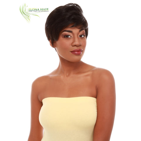 Sunplay | Synthetic Heat Friendly Wig (Basic Cap) | 1 Colors