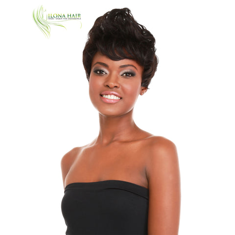 Sunrise | Synthetic Heat Friendly Wig (Basic Cap) | 3 Colors WIGS - Ilona Hair - Enjoy The Difference