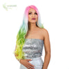 Unicorn | Synthetic Hair Wig  (Lace Front)  By Ilona Hair Party Wigs - Ilona Hair - Enjoy The Difference