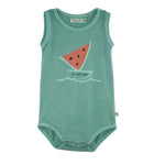 Watermelon Boat Sleeveless Body