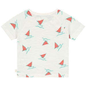 Watermelon Boat Unisex T-shirt